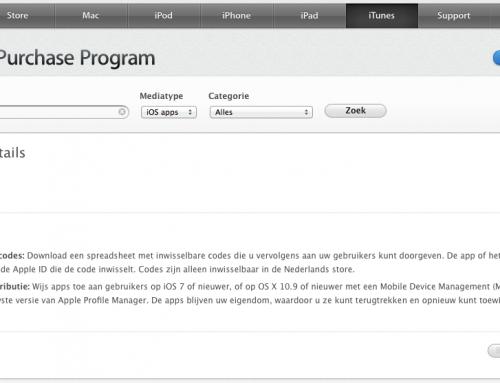 Volume purchase program binnenkort beschikbaar in Nederland